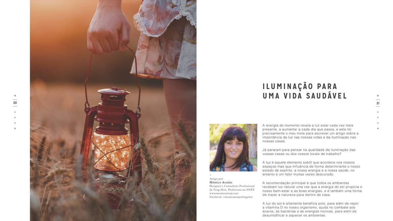 Iluminação Para Uma Vida Saudável