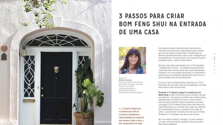 3 Passos Para Criar Bom Feng Shui na Entrada de Uma Casa