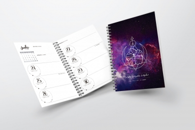 Cria Espaço Para o Teu Futuro Com a Agenda Feng Shui Interior 2019