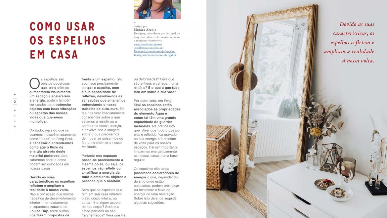 Como Usar Espelhos Em Casa