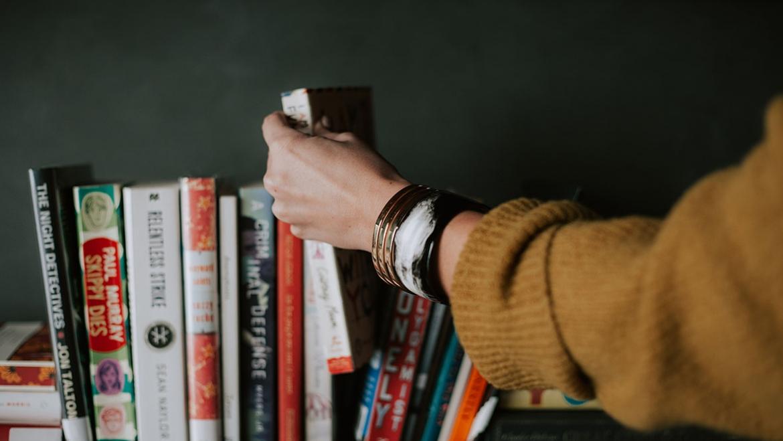 Livros e Como Arrumá-los